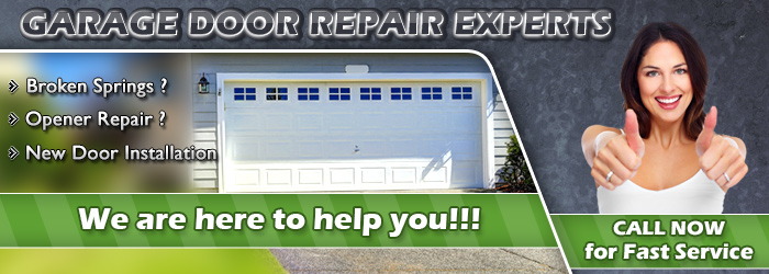 Garage Door Repair Services in Georgia